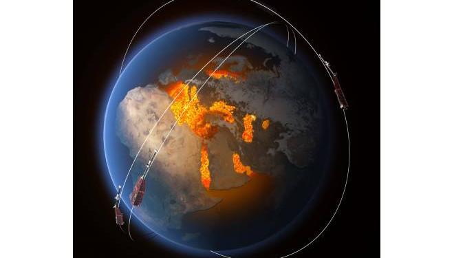 Foto: Divulgação/Agência Espacial Europeia