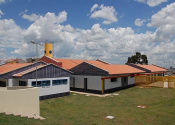 Creche no bairro Moema, em Franca. Foto: Divulgação