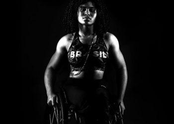 Raissa Machado, atleta paraolímpica. Foto: Ale Cabral/CPB