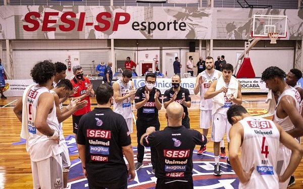 Foto: Divulgação/Sesi Franca Basquete